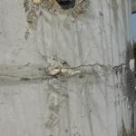 Betonreparatie Zendmast