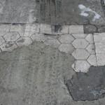Schade vloer