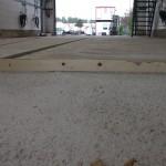 Betonvloer voor de COVERCRETE HDB bekleding