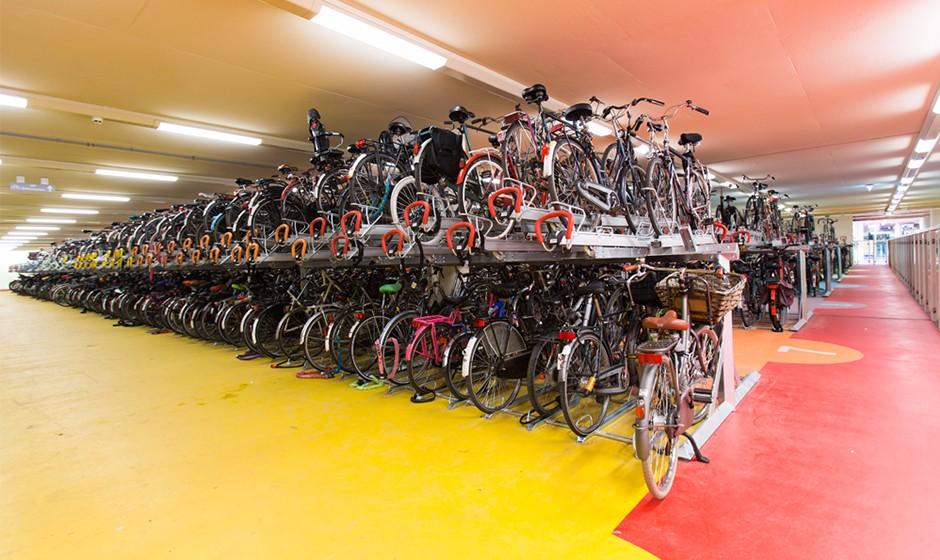 fietsenkelder